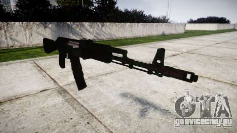 Автомат АКМ-74 для GTA 4