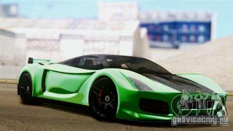Ferrari Velocita 2013 для GTA San Andreas