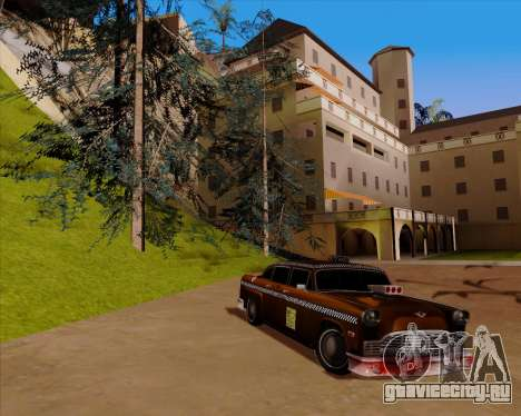 Borgnine для GTA San Andreas вид справа