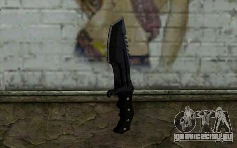 Knife from COD: Ghosts v2 для GTA San Andreas