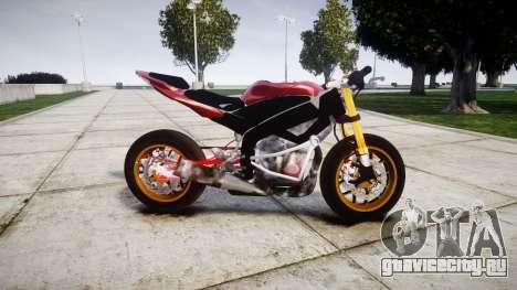 Yamaha YZF-R6 Stunt для GTA 4 вид слева