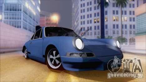 Porsche 911 Carrera 1973 Tunable KIT A для GTA San Andreas