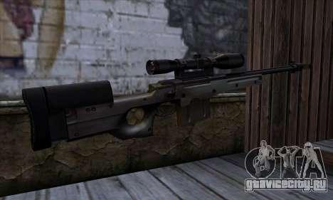 AW50 from Far Cry для GTA San Andreas второй скриншот