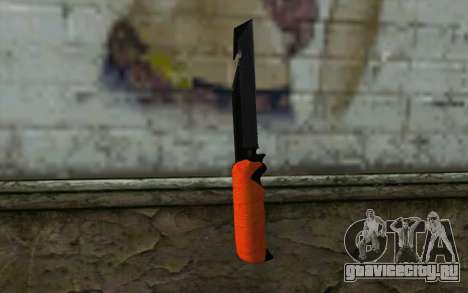 Knife from Battlefield 3 для GTA San Andreas второй скриншот