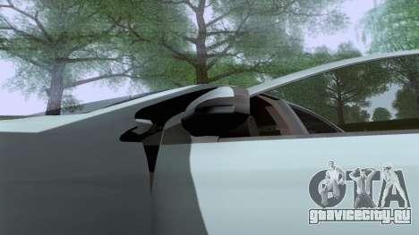 Toyota Vios Extreme Edition для GTA San Andreas вид справа