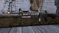 M4 from Call of Duty: Black Ops v2 для GTA San Andreas