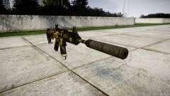 Автомат P416 silencer PJ2