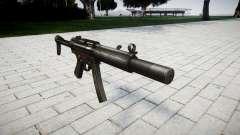 Пистолет-пулемёт MP5SD RO FS