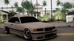 BMW M3 E36 Bosnia Stance для GTA San Andreas