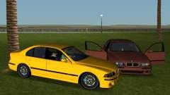 BMW M5 E39 для GTA Vice City