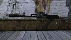 Assault Rifle from GTA 5 для GTA San Andreas