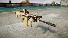 Автомат FN SCAR-L Mk 16 icon3 для GTA 4