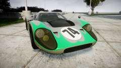 Ford GT40 Mark IV 1967 PJ Arnao Racing 74 для GTA 4
