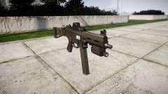 Немецкий пистолет-пулемёт HK UMP 45