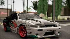 Nissan Silvia S14 Zenki Matt Powers