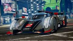 Audi R18 TDI (Revised) для GTA 4