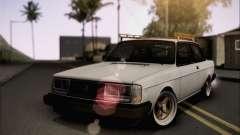 Volvo 242 для GTA San Andreas