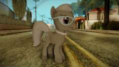 Silverspoon from My Little Pony для GTA San Andreas