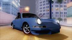 Porsche 911 Carrera 1973 Tunable KIT A для GTA San Andreas