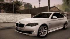 BMW 520d 2012 для GTA San Andreas