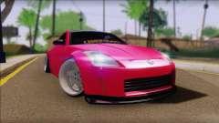 Nissan 350Z CAMBERGANG для GTA San Andreas