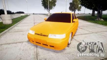 ВАЗ-2110 Bogdan rims1 для GTA 4