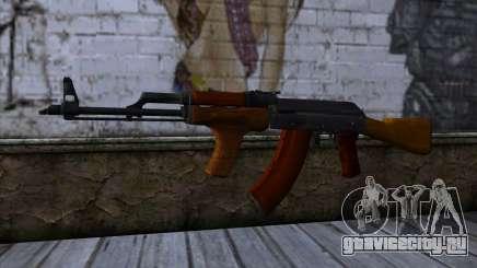 Romanian AKM для GTA San Andreas