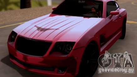 GTA 5 Fusilade для GTA San Andreas