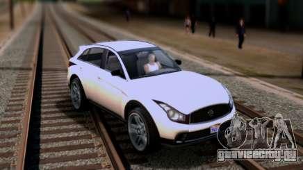 Fathom FQ2 GTA V для GTA San Andreas