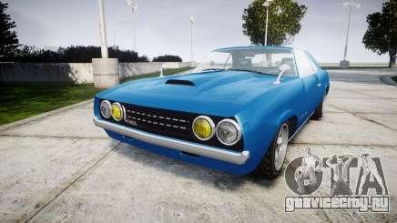 GTA V Declasse Vigero для GTA 4