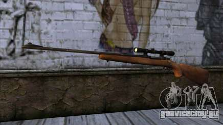 Sniper Rifle from The Walking Dead для GTA San Andreas