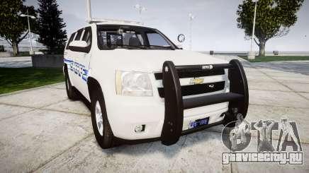 Chevrolet Tahoe [ELS] Liberty County Sheriff для GTA 4