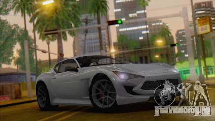 GTA 5 Lampadati Furore GT для GTA San Andreas