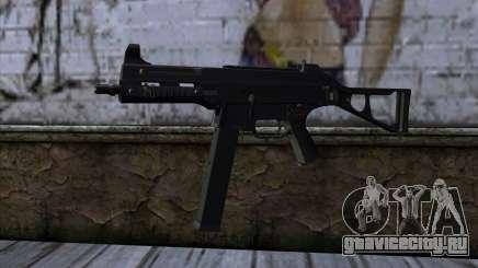 UMP45 v1 для GTA San Andreas