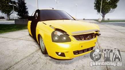 ВАЗ-2170 Lada Priora бродяга для GTA 4