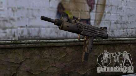 Uzi из Call of Duty Black Ops для GTA San Andreas