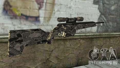Новая снайперская винтовка для GTA San Andreas второй скриншот