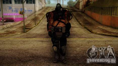 Orion from Prototype 2 для GTA San Andreas