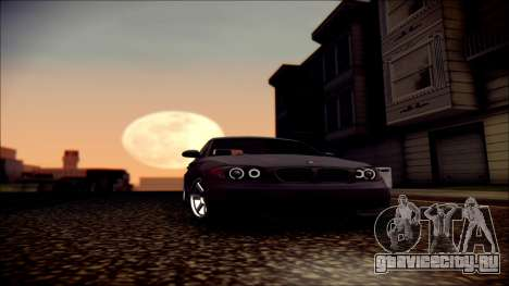 BMW 135i для GTA San Andreas салон