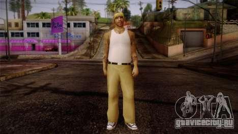 Fresno Buldogs 14 Skin 2 для GTA San Andreas
