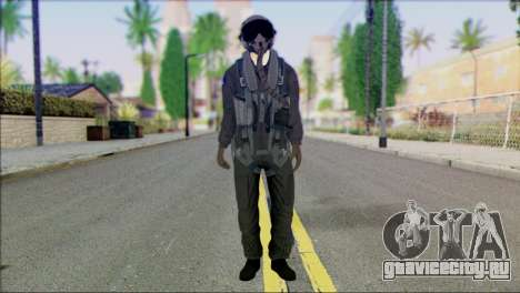 USA Jet Pilot from Battlefield 4 для GTA San Andreas