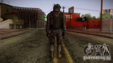 Modern Warfare 2 Skin 6 для GTA San Andreas второй скриншот