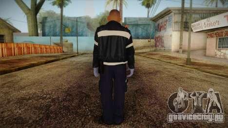 GTA 4 Emergency Ped 5 для GTA San Andreas второй скриншот