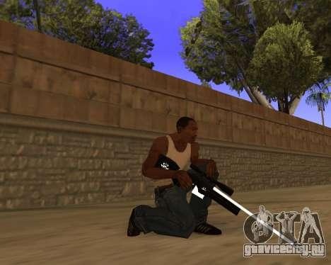 Hitman Weapon Pack v2 для GTA San Andreas четвёртый скриншот