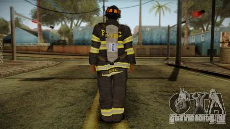 GTA 4 Emergency Ped 10 для GTA San Andreas