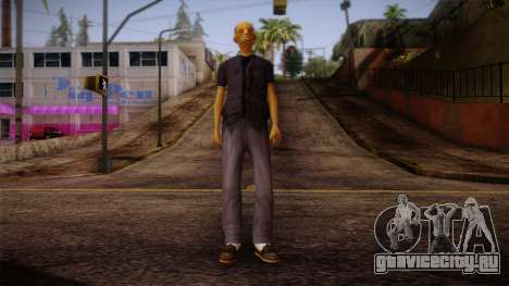 GTA San Andreas Beta Skin 11 для GTA San Andreas