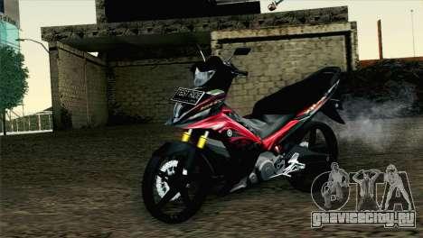 Jupiter Mx 2013 для GTA San Andreas