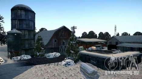 North Yankton IV для GTA 4 седьмой скриншот