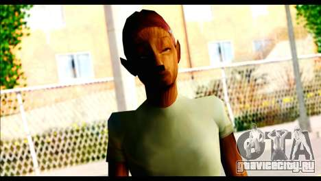 Ginos Ped 35 для GTA San Andreas третий скриншот