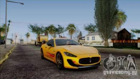 Santo ENB v4 Reffix для GTA San Andreas
